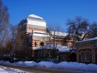 Samara, sample of architecture Хоральная синагога, Sadovaya st, house 49