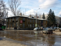 neighbour house: st. Sadovaya, house 154А. Apartment house