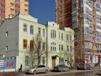 neighbour house: st. Sadovaya, house 166. Apartment house