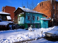 neighbour house: st. Sadovaya, house 18. Private house