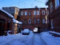Samara, Sadovaya st, house 20. Apartment house
