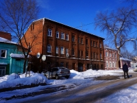 neighbour house: st. Sadovaya, house 20. Apartment house