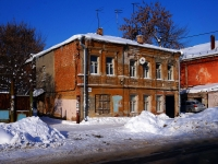 neighbour house: st. Sadovaya, house 36. Apartment house