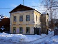 Samara, Sadovaya st, house 43. Apartment house
