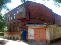 Samara, Sadovaya st, house 60. Apartment house