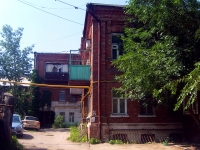 Samara, Sadovaya st, house 62. Apartment house