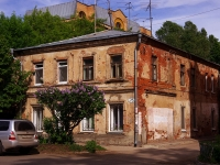 neighbour house: st. Sadovaya, house 75. Apartment house