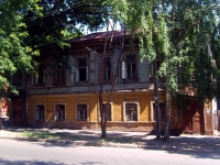 Samara, Sadovaya st, house 77. Apartment house
