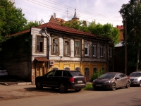 neighbour house: st. Sadovaya, house 77. Apartment house
