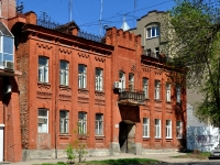 neighbour house: st. Sadovaya, house 78. Apartment house