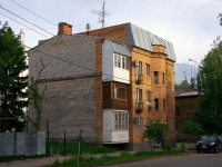 neighbour house: st. Sadovaya, house 111. Apartment house