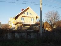 Самара, проезд Крайний (Красная Глинка), дом 5. индивидуальный дом