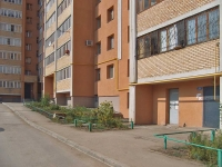 Samara, Izmaylovskiy alley, house 10. Apartment house