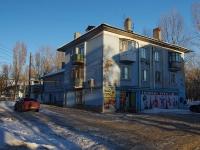 Самара, улица Зеленая, дом 18. многоквартирный дом