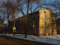 Самара, улица Зеленая, дом 5. многоквартирный дом