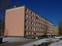 Samara, st 40 let Pionerii, house 21. Apartment house