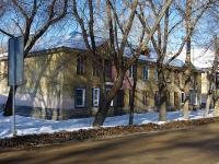Самара, улица 40 лет Пионерии, дом 22. многоквартирный дом