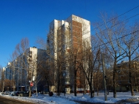Samara, st Bakinskaya, house 5. Apartment house