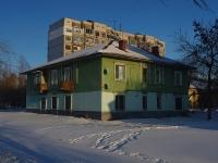 Samara, st Bakinskaya, house 15. Apartment house