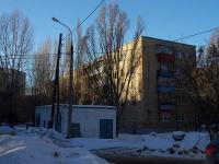 Samara, st Bakinskaya, house 22. Apartment house