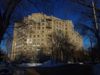 Samara, st Bakinskaya, house 24. Apartment house