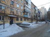 Самара, улица Бакинская, дом 26А. многоквартирный дом