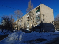 Samara, st Bakinskaya, house 28А. Apartment house