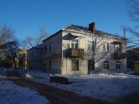 Samara, st Bakinskaya, house 30. Apartment house