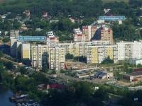 Samara, st Belorusskaya, house 34. Apartment house