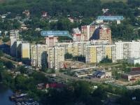 Samara, st Belorusskaya, house 36. Apartment house