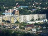 Samara, st Belorusskaya, house 38. Apartment house