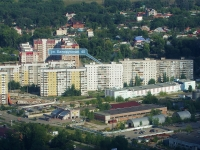 Samara, st Belorusskaya, house 40. Apartment house