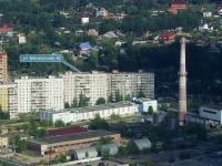 Samara, st Belorusskaya, house 42. Apartment house