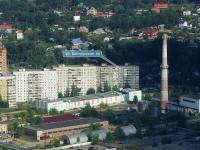 Samara, st Belorusskaya, house 44. Apartment house