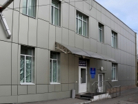 neighbour house: st. Glavnaya, house 3. office building