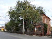 Samara, st Glavnaya, house 16. Apartment house