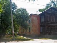 Samara, alley Kanatny, house 1. Apartment house