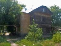 Samara, alley Kanatny, house 5. Apartment house