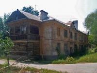 Samara, alley Kanatny, house 7. Apartment house