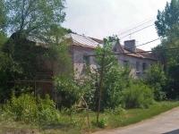 Samara, alley Kanatny, house 9. Apartment house