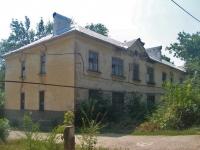 Samara, alley Kanatny, house 11. Apartment house