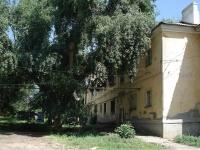 Samara, alley Kanatny, house 9А. Apartment house