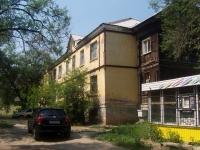 Samara, alley Kanatny, house 3А. Apartment house