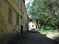 Samara, Kanatny alley, house 7А. Apartment house