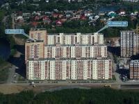 Samara, st Kazachya, house 26. Apartment house