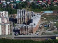 Samara, st Kazachya, house 27. building under construction