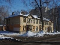neighbour house: st. Kaliningradskaya, house 42. vacant building