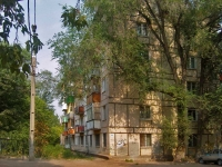 neighbour house: st. Matrosova, house 11. Apartment house