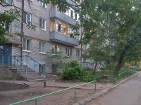 Samara, Matrosova st, house 17. Apartment house