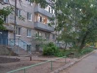 Самара, улица Александра Матросова, дом 17. многоквартирный дом
